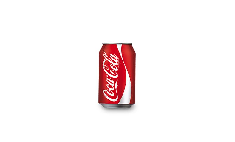 Coca-Cola/ Fanta/ Sprite 0.33 L