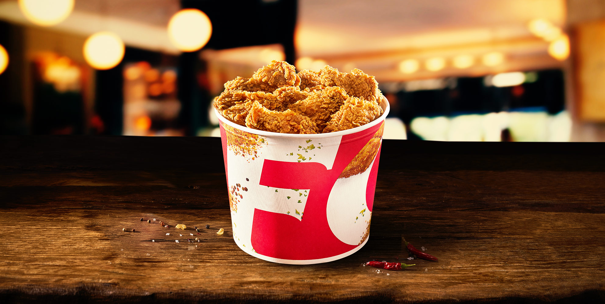 Related Keywords & Suggestions for kfc bucket