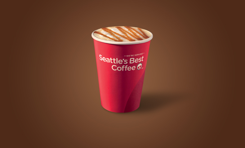 SBC Caramel Latte