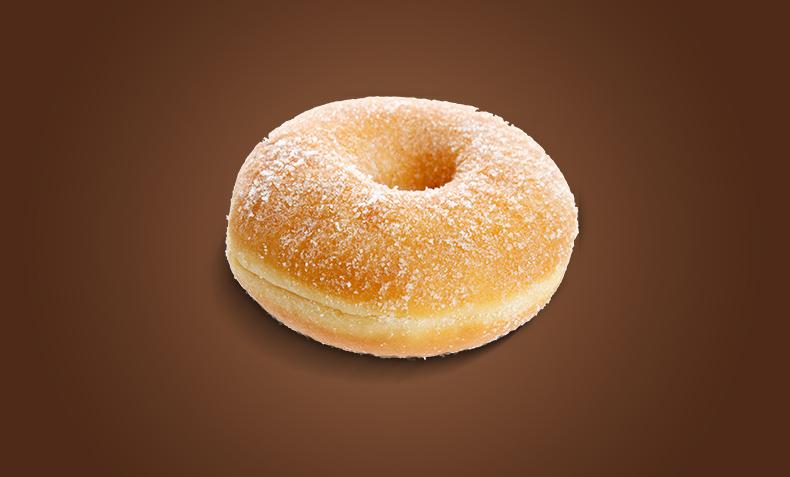 Vanilla Donut