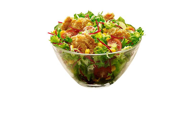Salata KFC cu Pui