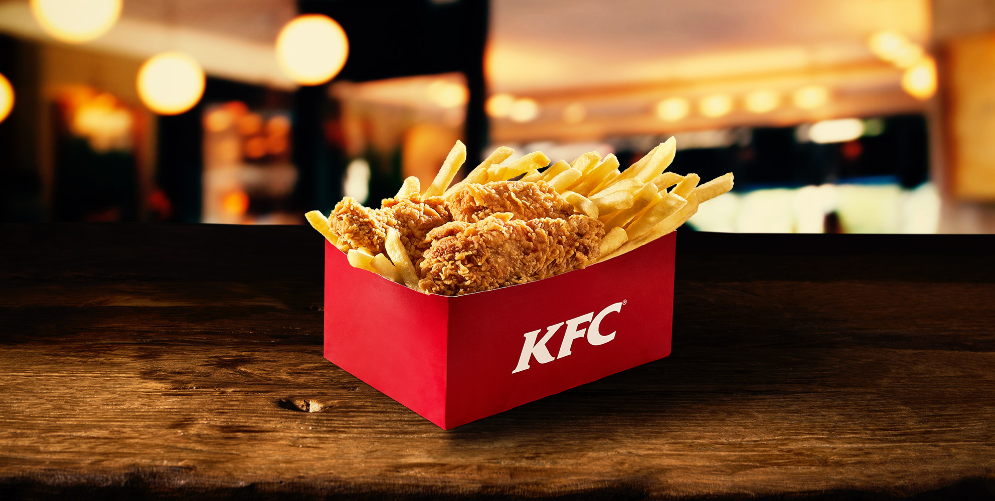 Kentucky Fried Chicken - KFC Romania